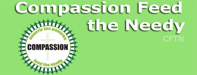Compassion Feed The Needy